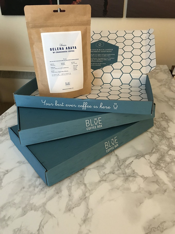 'Industry Insights' - Blue Box Coffee