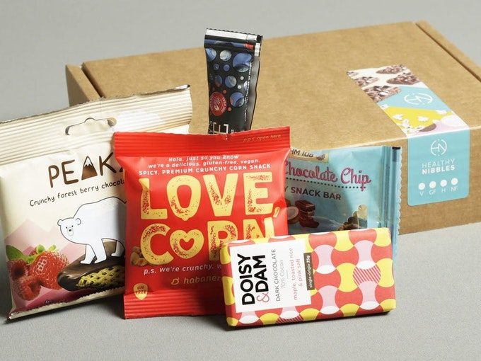 Healthy Nibbles - Award-Winning Healthy Snack Boxes