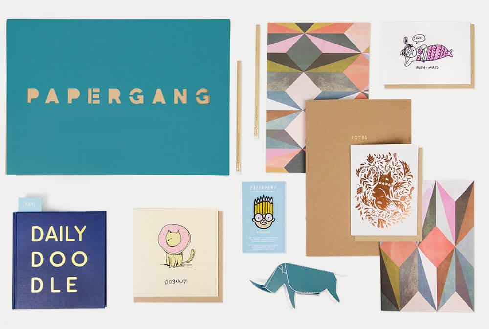 Visit Paper Gang