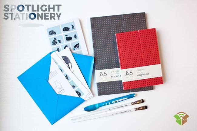 Spotlight Stationery Review