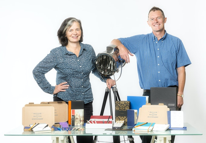 Spotlight Stationery | Meet The Maker Header