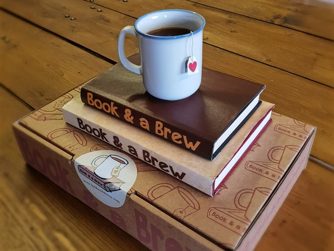 Book and Brew Book Subscription Box