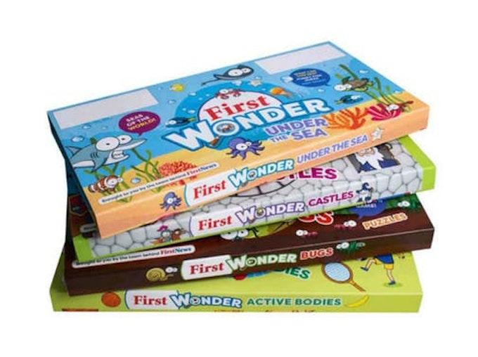 Try First Wonder via uOpen