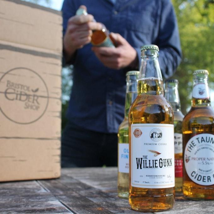 Bristol Cider Shop's Cider Subscription Box