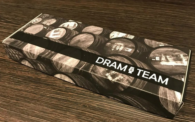 The Dram Team Box | Staff Review Header