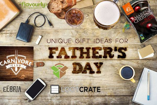 Unique Fathers Day Ideas