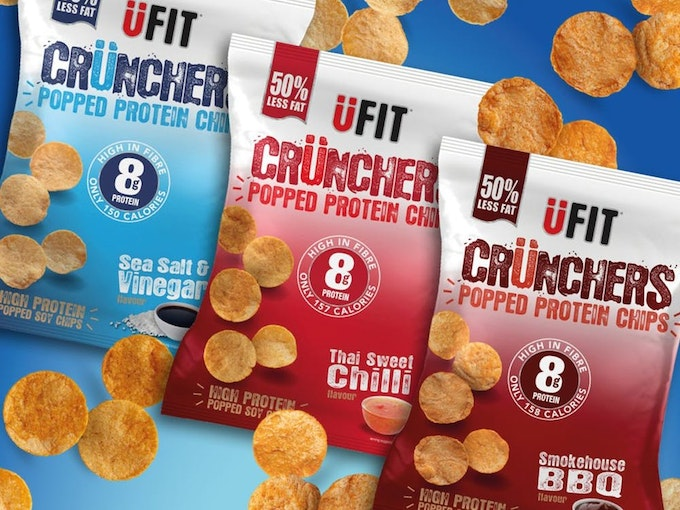 The UFIT Protein Snack Box
