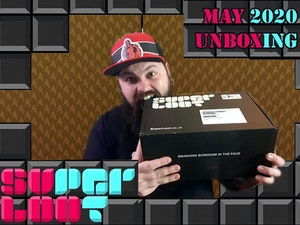 Super Loot - May 2020 Unboxing Review with Geeky Heathen