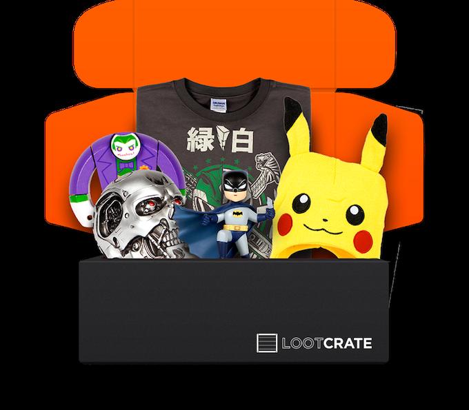 Lootcrate Box