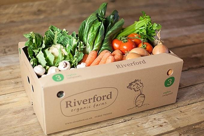 Visit Riverford Organic