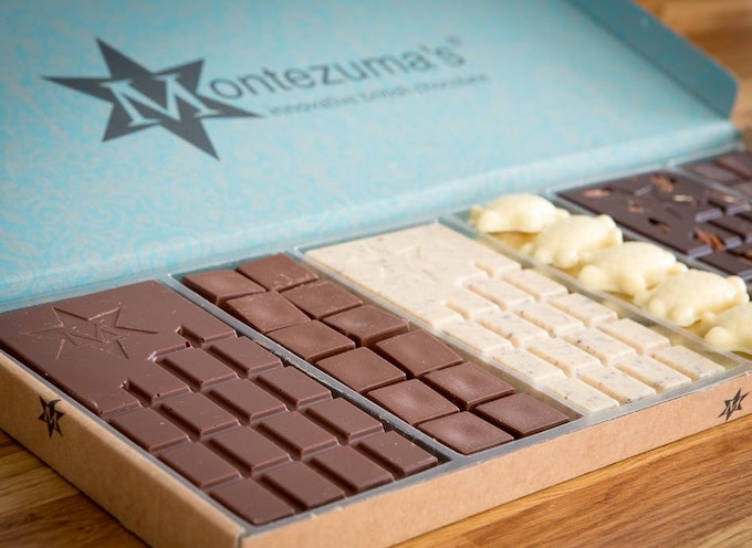Montezuma's: The Real Chocolate Club | Staff Review Header