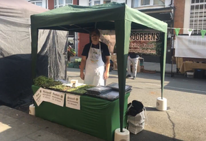 Microgreens Subscription by Ealing Urban Farm | Meet The Maker
