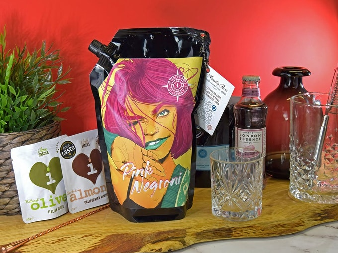 Asterley Bros – Premium Cocktail Club