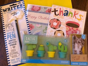 Ink Drops Stationery Selection Box | Staff Review