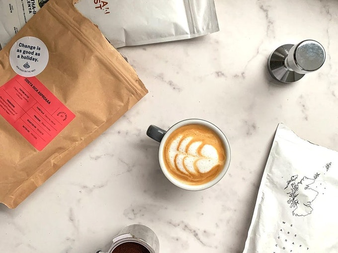 Best UK Coffee Subscription Boxes Header