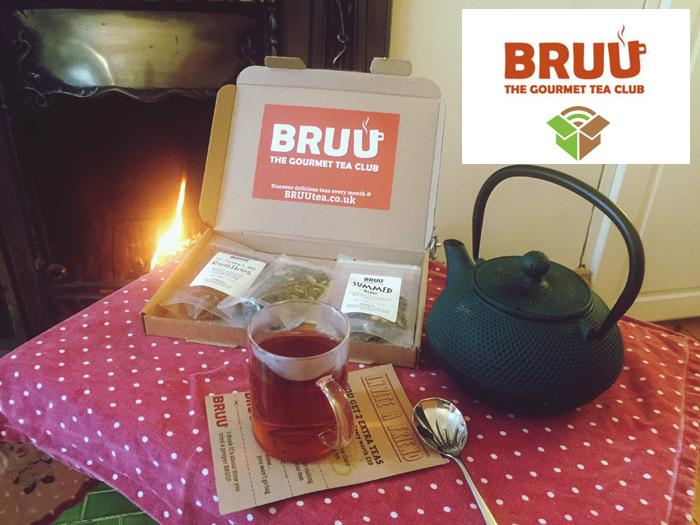Bruu Tea Review