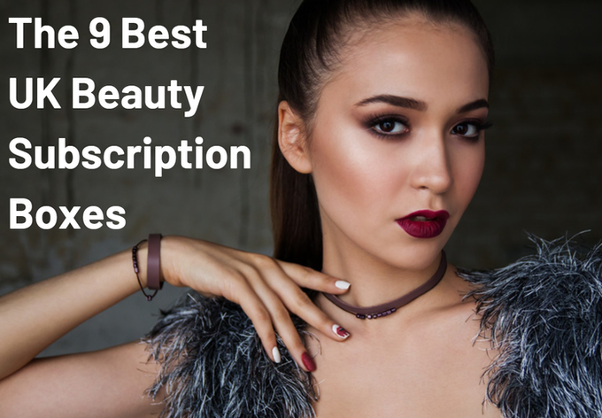 The 9 Best UK Beauty Subscription Boxes 2021 Header
