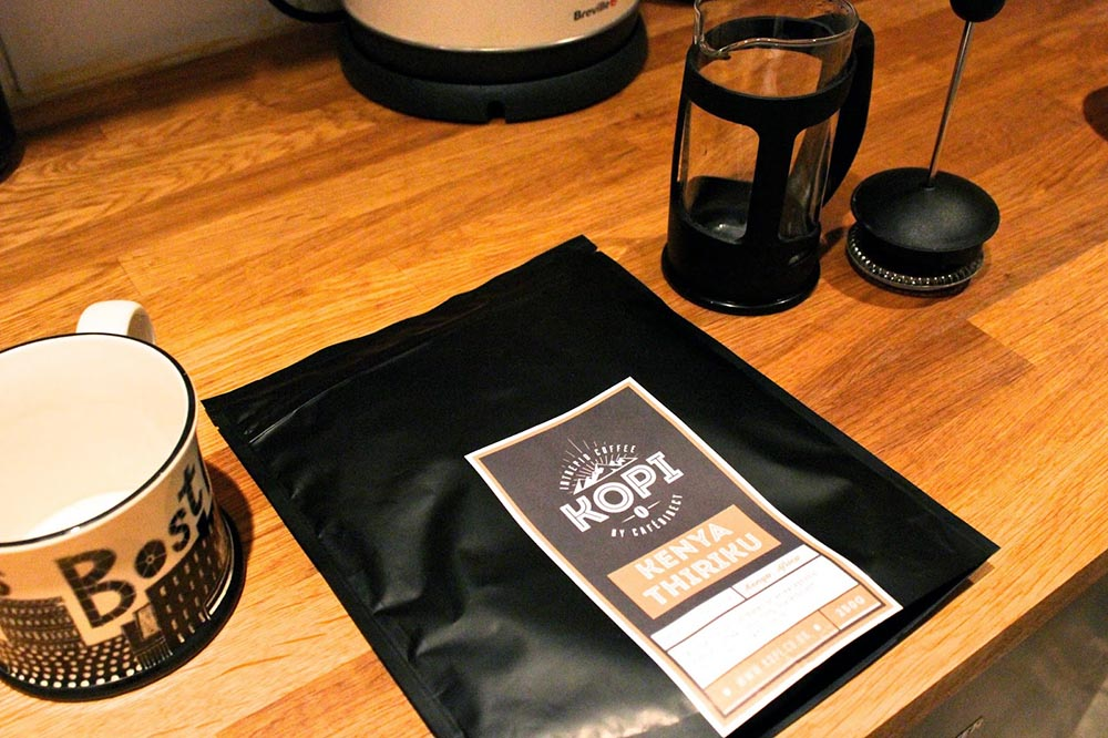 Kopi Coffee Review