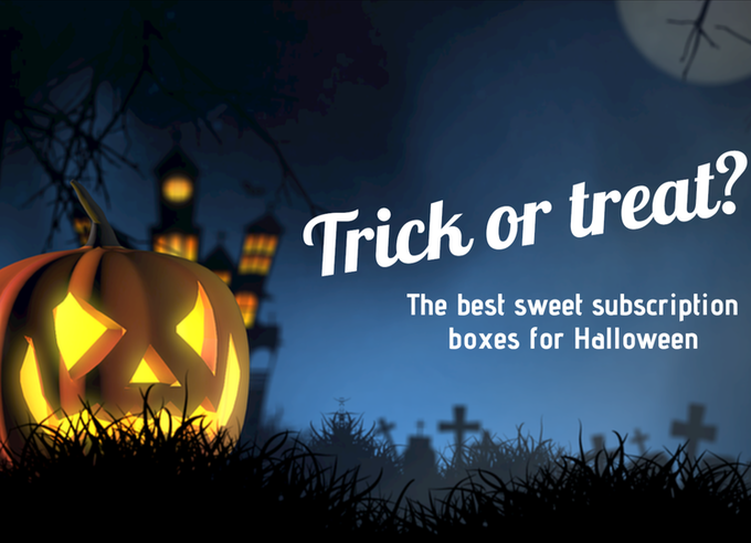 The Best Sweet Subscription Boxes For Halloween Header