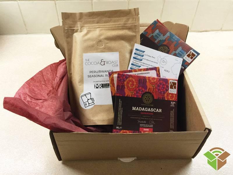 Cocoa & Roast Box