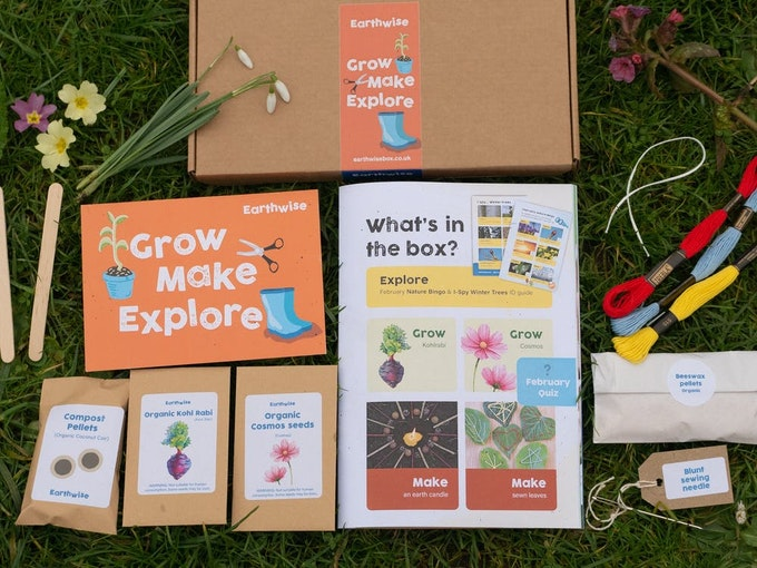 Earthwise nature subscription box