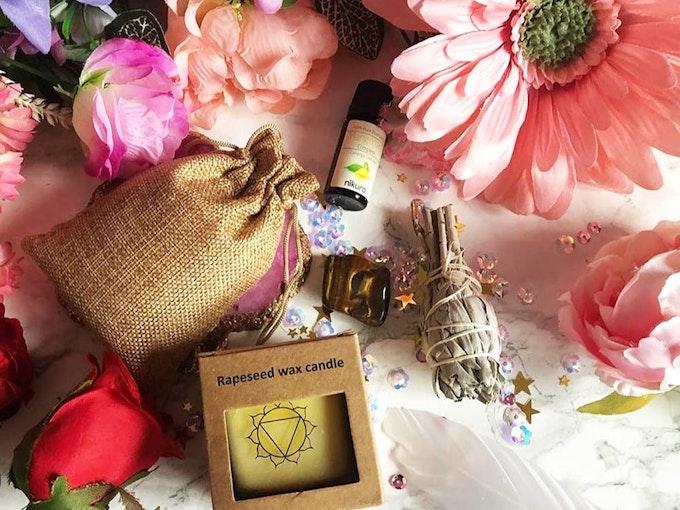 Aura Healing Kits for women