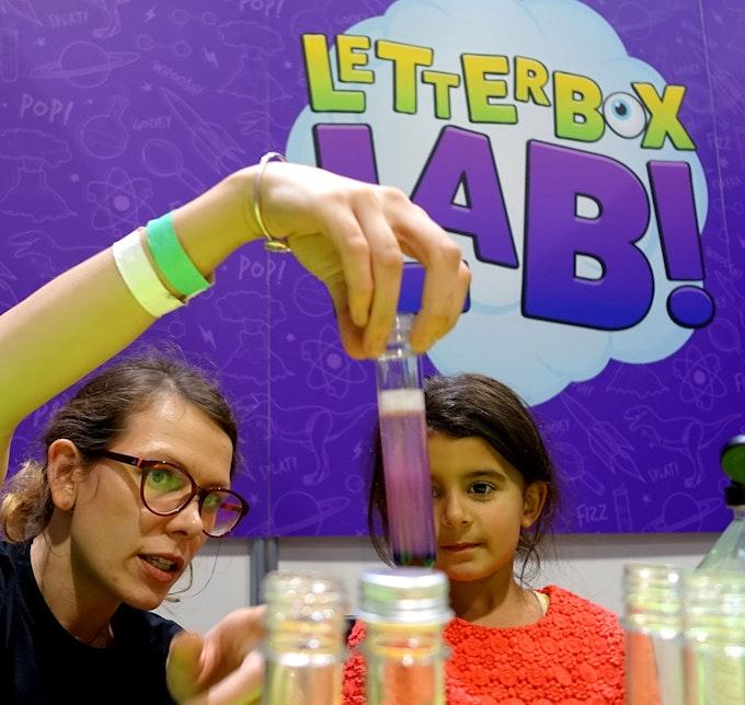 Letterbox Lab! | Meet The Maker Header