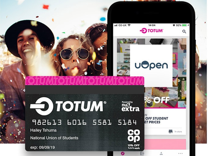 Get a 15% Student Discount with uOpen & TOTUM! Header