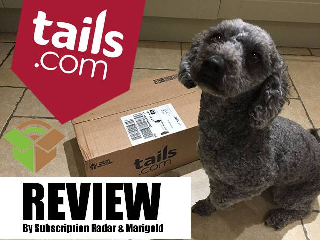 Tails Review – Healthy dog food delivery