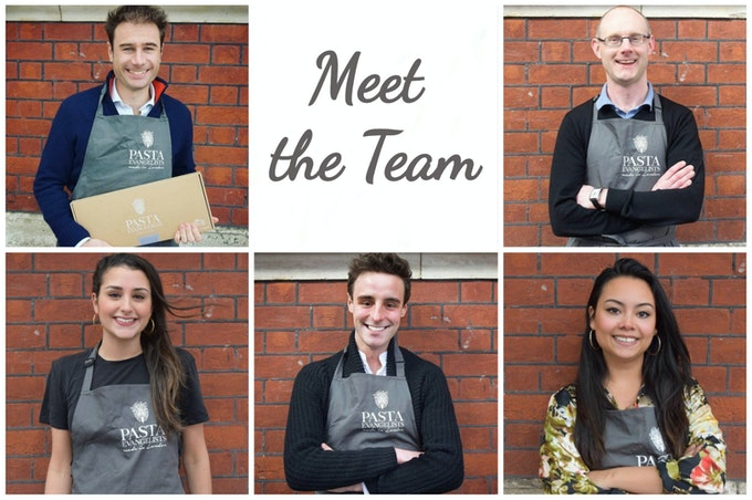 Pasta Evangelists | Meet The Maker Header