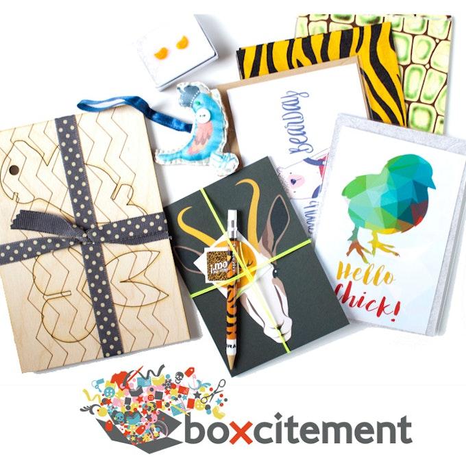 Try Boxcitement via uOpen