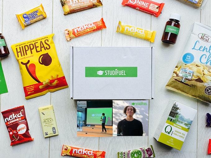 Studifuel - The Student Health Box | Meet the Maker Header
