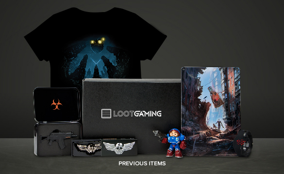 Loot Gaming Box Review