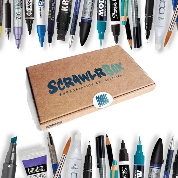 ScrawlrBox