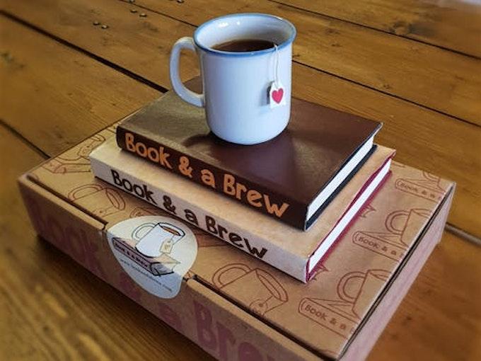 Book & a Brew Box