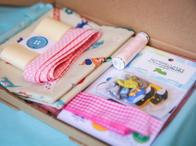 Sew Darn Sweet Sewing Subscription