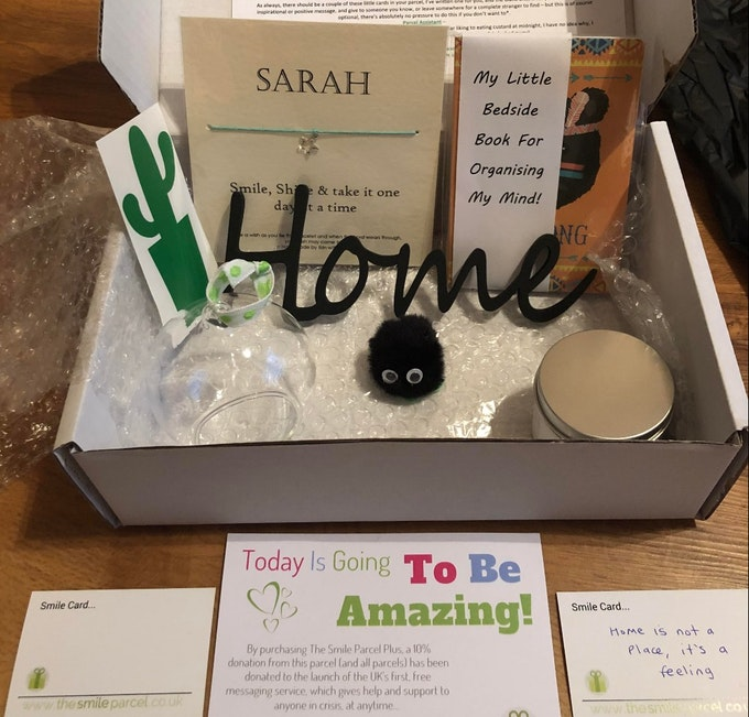 The Smile Parcel Plus Box | Staff Review Header