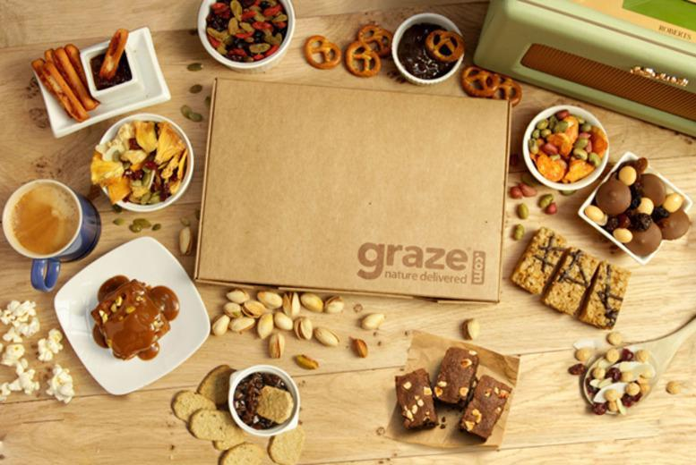Graze Boxes Review for 2017