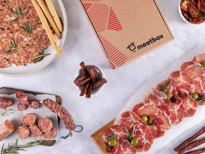 Charcuterie Meatbox