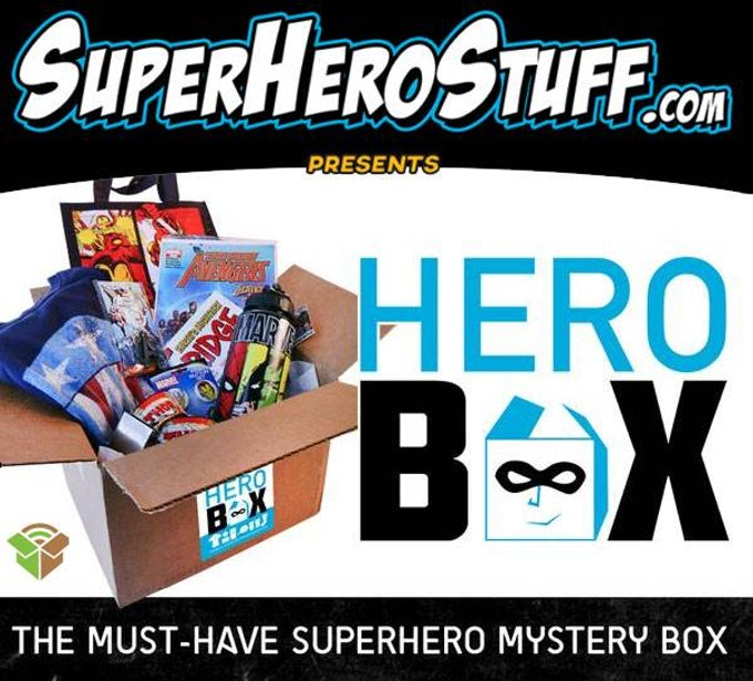 Hero Box