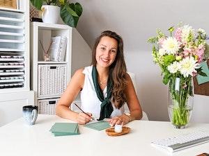 Jenni Liandu Calligraphy  | Meet The Maker