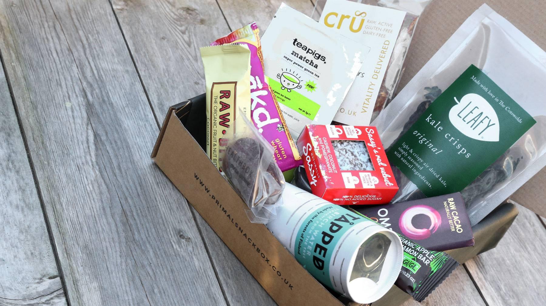 Primal Snack Box