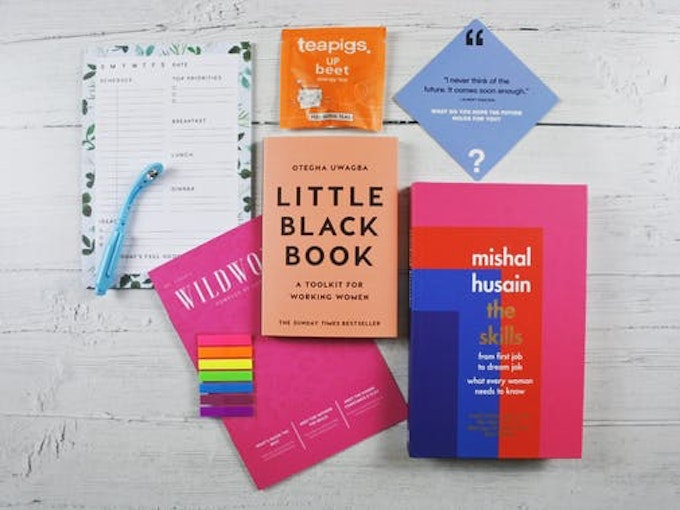 Wildwoman monthly book subscription