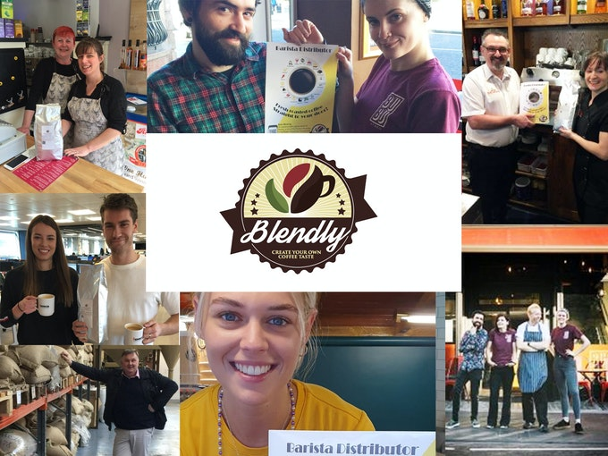 Blendly Coffee | Meet the Maker Header