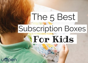 The 5 Best Subscription Boxes For Kids