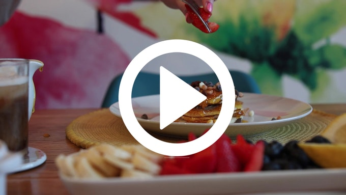 Unboxing Video - Pancake of the Month Header