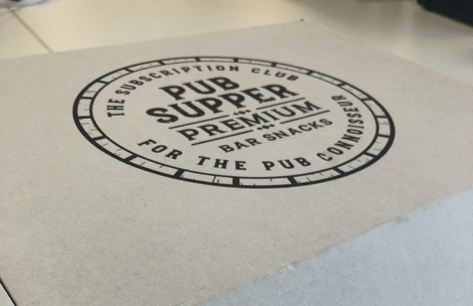 Pub Supper Box | Staff Review Header