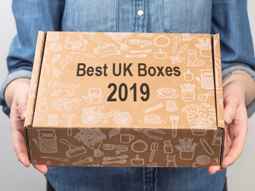 Best Subscription Boxes in the UK for 2019