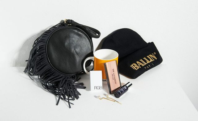Winter Essentials by NINA GARCIA