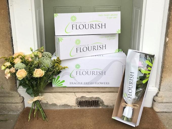 Flowers by Flourish Flower subscription